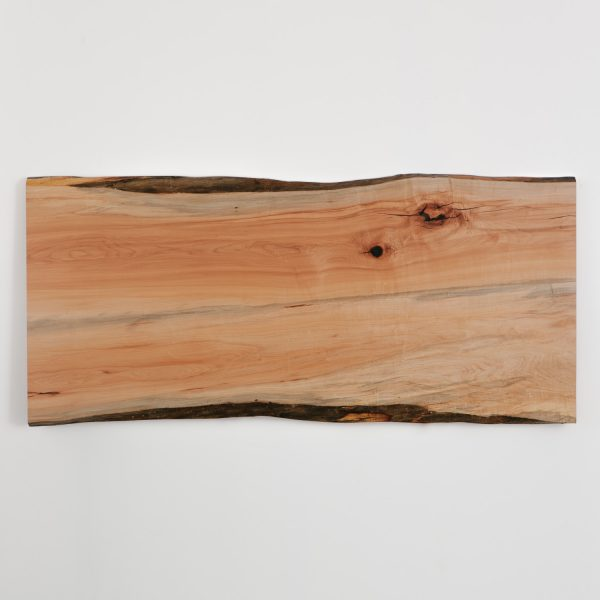Live edge maple salvaged table