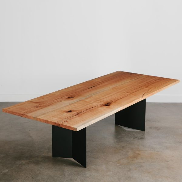 Handmade modern furniture dining table