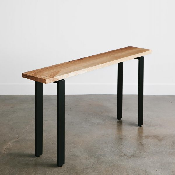 Contemporary modern furniture console table