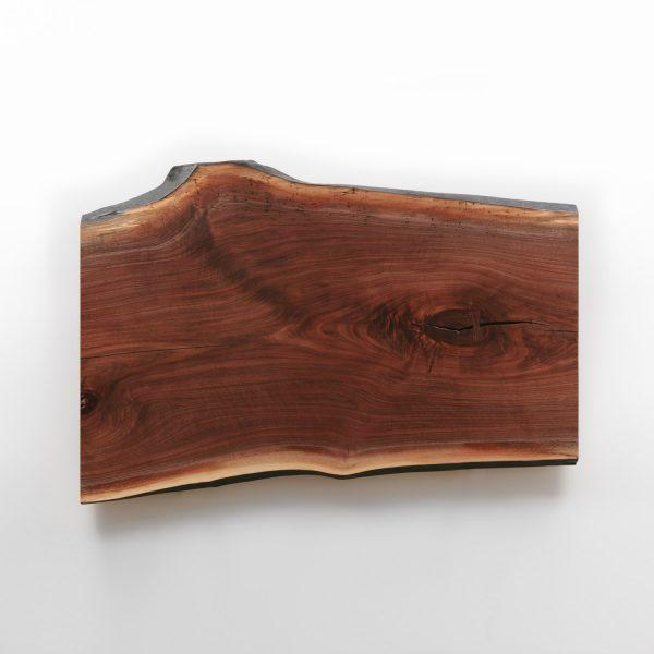 Live edge walnut slab coffee table Elko Hardwoods