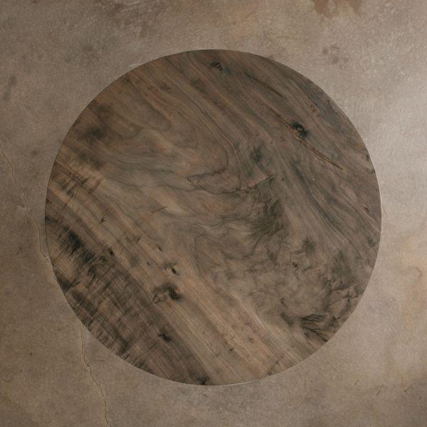 Ebonized maple table Elko Hardwoods