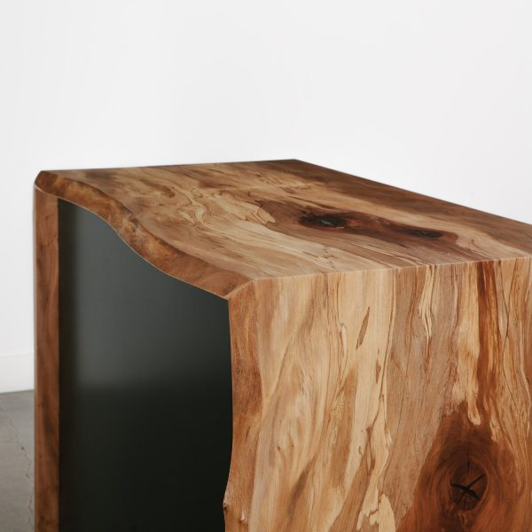 Beautiful modern wood desk